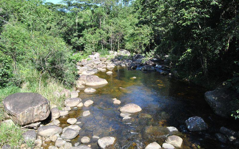 Conhece as cachoeiras da Maranduba?